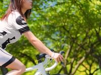フロントフォークが重要  「スポーツ用自転車」の注意点