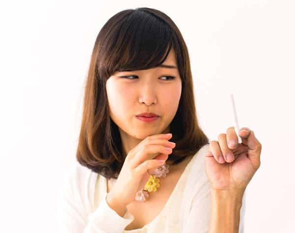 タバコの臭いは健康被害の可能性も