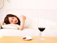 お酒を飲んだらよく眠れない? よく眠れる方法は?