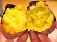 アツアツ、ホクホク…  あま~い焼き芋は栄養価も高かった!